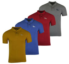New Mens Tokyo Laundry Polo Tshirt Collared Cotton S-XL