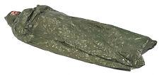 NDUR Emergency Survival Sleeping Bag Olive / Silver