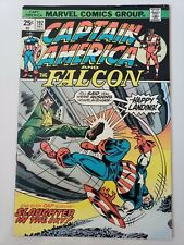 CAPTAIN AMERICA AND THE FALCON #192 (1975) 1ST APPEARANCE KARLA SOFEN/MOONSTONE