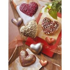 Staedtler HEART Icing Chocolate Sugarpaste Mould Mold