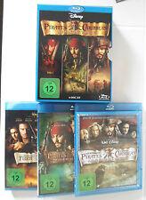Blu-Ray Disc @ Fluch der Karibik - Trilogie @ Pirates of the Caribbean @ Top