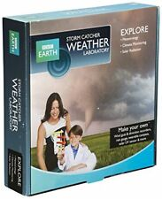 New BBC Earth Storm Catcher Weather Laboratory Set | Craft | Science