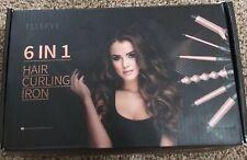 ELLESYE 6 in 1 Hair Curling Iron