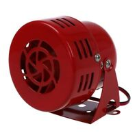 Fire Prevention Horn Industry Electric Motor Driven Alarm Factory Vehicle 40W 120 DB Automotive Air Raid Siren Horn Car Truck Motor Driven Alarm Car Horn AC240V