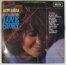 Ronnie Aldrich Love Story 33 tours Decca Phase 4 Stéréo 1971