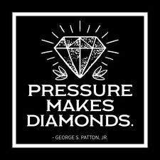 It Was Said Greeting Card - Pressure Makes Diamonds - Srs-Iws-3185