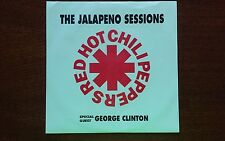 "RED HOT CHILI PEPPERS -THE JALAPENO SESSIONS -7"" RARE!!!!! UNPLAYED!"