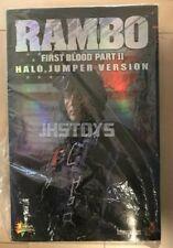 NEW Hot Toys 1/6 Rambo First Blood II Halo Jumper MMS11 MMS011 Japan