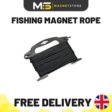 6mm Rope 15 metre length (750kg breaking strain) Ideal for Magnet Fishing