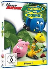Disney Junior: Dschungel, Dschungel! - Vol. 1 (2012)