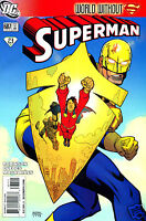 Superman #687 Comic Book - DC