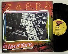 Frank Zappa Zappa a New York discreet dolP NM # 26