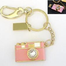 USB Stick 8 GB Schmuck Kamera Schlüsselanhänger Taschenanhänger Fotoapparat ROSA