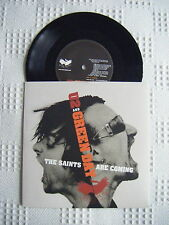 "U2 and Green Day  The Saints Are Coming  7"" Single  Vinyl Vinilo LP"