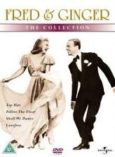 The Fred And Ginger Collection Vol. 1 dvd free P & P