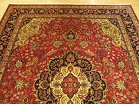 10 x 13 Handmade High Quality SIGNED Antique Azeri Oriental Rug _Fine Soft Wool