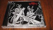 "BLACK WITCHERY ""Desecration of the Holy Kingdom"" CD beherit blasphemy"