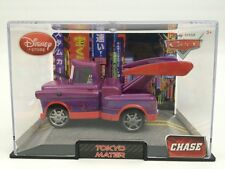 Disney Store Pixar Cars Chase TOKYO MATER Diecast Vehicle in Collectors Case
