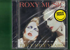 ROXY MUSIC - THE EARLY YEARS CD NUOVO SIGILLATO