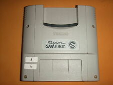 SUPER GAME BOY Nintendo Super Famicom software SFC SNES