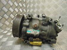 2010 Citroen C4 1.6 HDI Diesel Air Con Pump A/C Compressor DV6TED4 (9HZ)