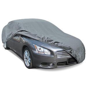 BDK Max Shield Car Cover for Nissan Maxima - UV Proof Water Repellent