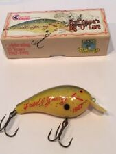 New listing Vintage Fred C. Young 1967 Cordell Big O Fishing Lure Rattles #104