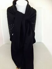 Clearance Free Shipping Fashion Scarf Wrap Shawl Women Scarf Black Square Scarf