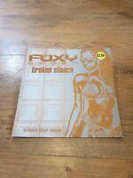 Foxy Brown Broken Silence Exclusive Album Sampler Vinyl