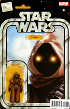 STAR WARS (2015) #10 Action Figure VARIANT Cover
