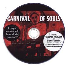 Carnival of Souls (1962) Fantasy, Horror, Mystery Film/Movie on DVD