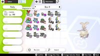 Pokemon Sword and Shield Isle of Armor DLC All 17 New Legend Gmax Pokemons 6IVs