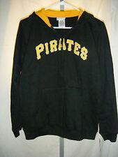MLB Pittsburgh Pirates Youth Baseball Zip Sweatshirt L 14/16 Team Athletics