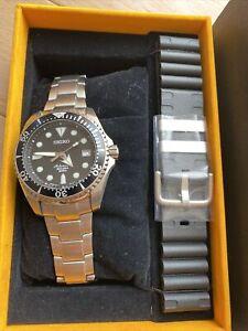 Rare Seiko Prospex Titanium Diver SBDC007 Shogun from japan