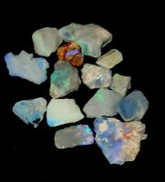 63.8 ct Australian Opal Lightning Ridge Rough Specimen