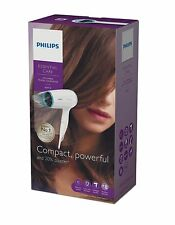 Philips BHD006 Hair Dryer Powerful and Quiet Drying Dual Voltage Worldwide Use
