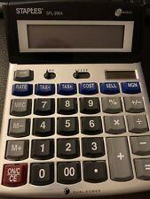 Staples Spl-290 Calculator
