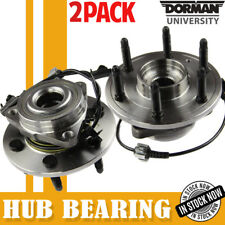 Dorman Front Hub Bearing Assembly Pair for GMC Chev Cadillac SUVs and pickups