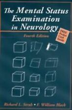 The Mental Status Examination in Neurology by Richard L. Strub and F. William...