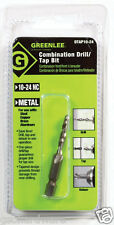 GREENLEE DRILL/TAP BIT 10-24 NEW