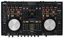 Denon Dj mc6000 mk2 DJ Controller mezclador mezclador 4 CH mezclador digital interface