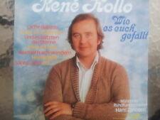 """12"""" Rene Kollo - Wie es euch gefällt ---"""