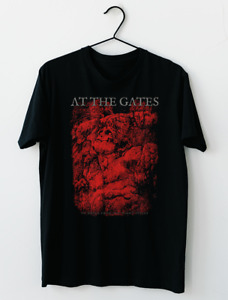 At The Gates Death Metal Band To Drink From The Night Itself T-Shirt S-2XL