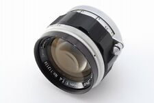 [Exc+++++] Canon 50mm f1.4 For LTM L39 Leica Screw Mount From Japan #1371152