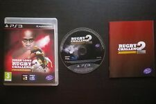 JONAH LOMU RUGBY CHALLENGE 2 : JEU Sony PLAYSTATION 3 PS3 (complet, envoi suivi)
