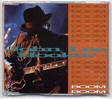 John Lee Hooker Maxi-CD Boom Boom - blues