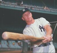 Mickey Mantle Reproduction archival quality photo 2