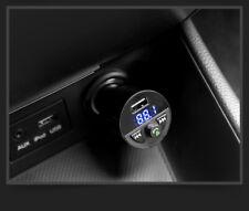 360° Bluetooth4.2 Handsfree C2 Fm Transmitter Radio Adapter Mp3 Player Usb Ports