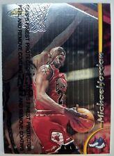 98-99 Topps Finest MICHAEL JORDAN #81 w/peel, Premium MJ Base, CHICAGO BULLS HOF
