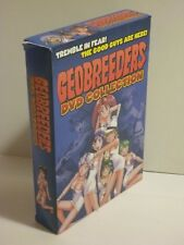 Geobreeders DVD Collection Complete Anime Box Set US Manga Corp Central Park